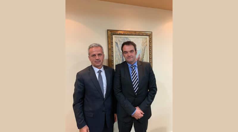Ministar rada i socijalnog staranja Kemal Purišić u radnoj posjeti Opštini Pljevlja