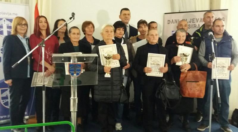 """Održana XVIII manifestacija """"Dani pljevaljskog sira"""""""
