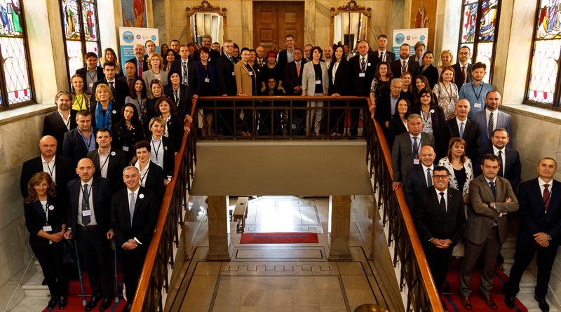 """Predsjednik Opštine učestvovao na međunarodnoj konferenciji """"Gradonačelnici za djecu i mlade u Evropi i Centralnoj Aziji"""""""