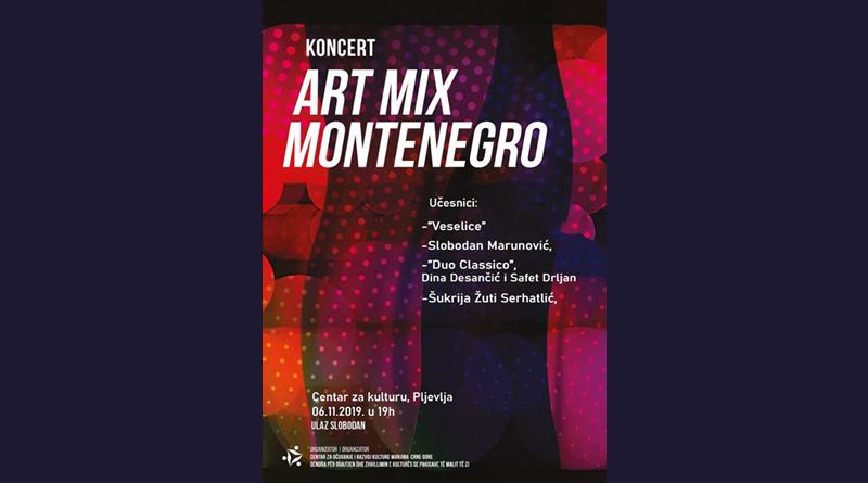Art mix Montenegro