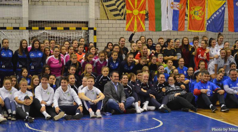 """Završen Šesti međunarodni turnir prijateljstva u malom fudbalu za žene """"Pljevlja 2019"""""""