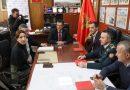 Ministar odbrane Predrag Bošković boravio u radnoj posjeti opštini Pljevlja