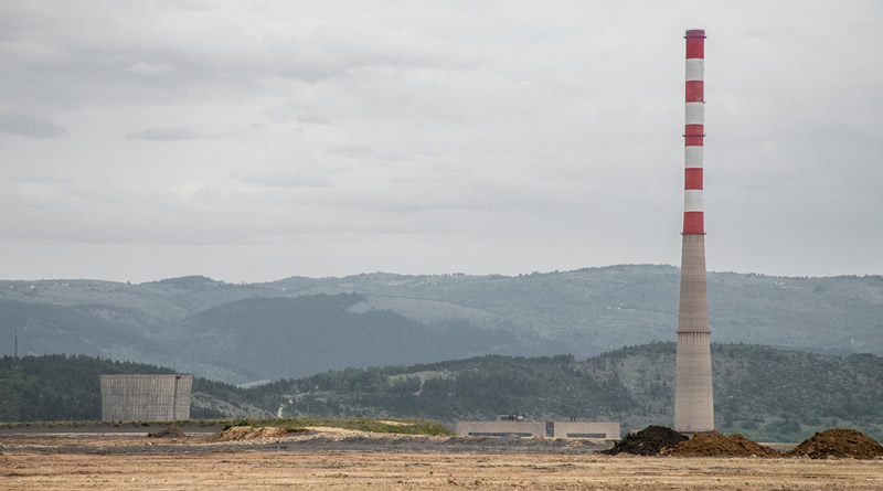 U toku rekultivacija deponije na Maljevcu – Pljevlja dobijaju park od 60 hektara i preko 45 hiljada sadnica
