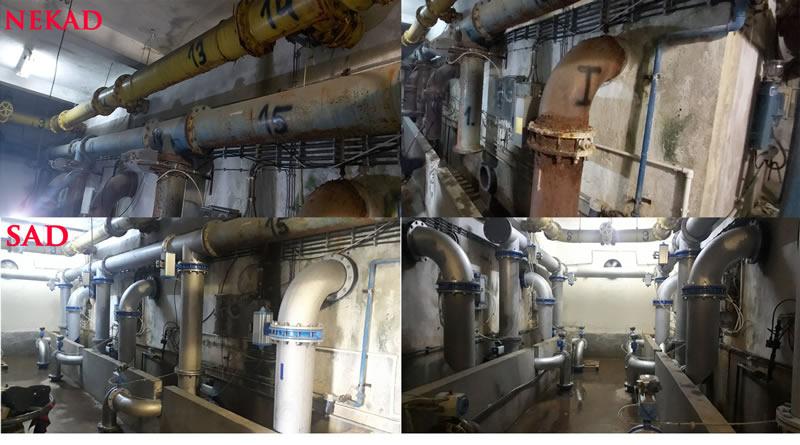"""Na rekonstrukciju Postrojenja za prečišćavanje pitke vode """"Pliješ"""" ove godine biće uloženo oko 800.000 eura"""