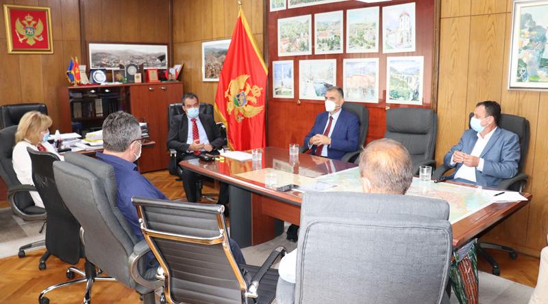 Izvjesna izgradnja objekta nove Bolnice i stambene zgrade za zdravstvene radnike u Pljevljima