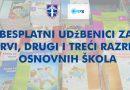 Besplatni udžbenici za učenike prva tri razreda osnovnih škola u Pljevljima