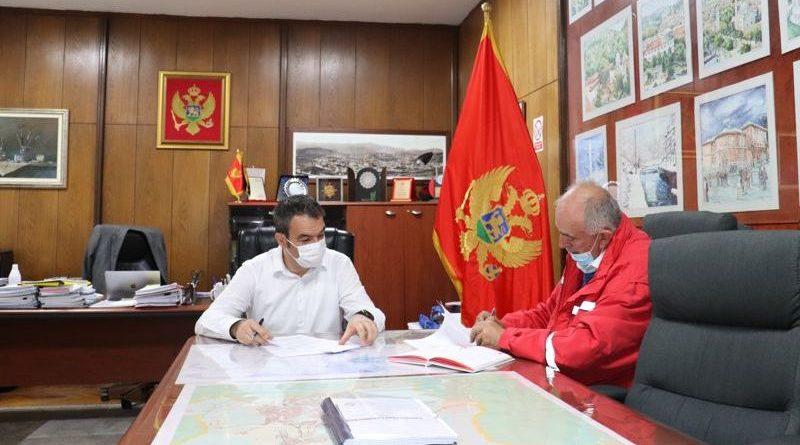 Potpisan memorandum o saradnji između Opštine Pljevlja i Opštinske organizacije Crveni krst