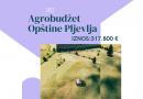 Donešen Agrobudžet Oštine Pljevlja u iznosu od 317.800 eura