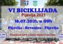 """VI Biciklijada """"Pljevlja 2021"""""""
