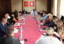 Održan sastanak Radnog tima za praćenje migrantske krize